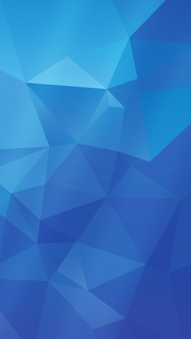 galaxy s5 wallpaper blue version by shimmi1 customization wallpaper 670x1191
