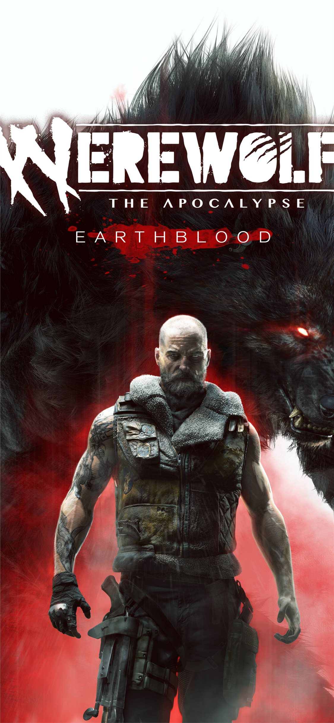 werewolf the apocalypse earthblood 2020 4k iPhone X Wallpapers 1125x2436
