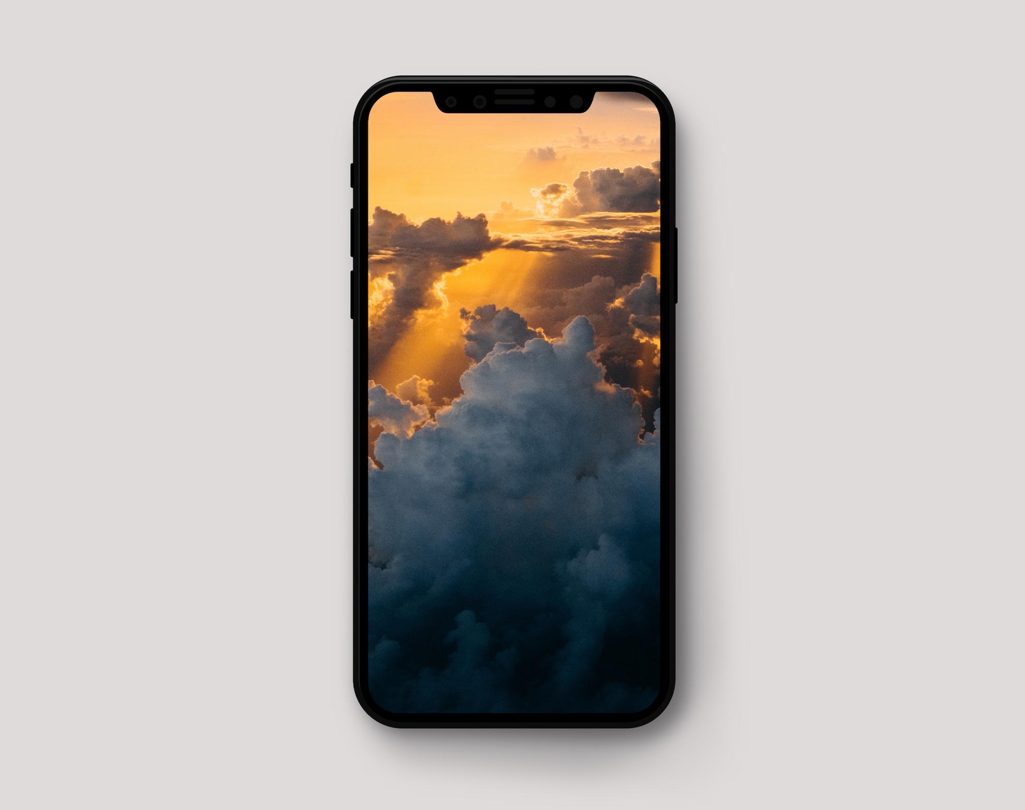 iPhone X Wallpaper Pack 3 2000x1581