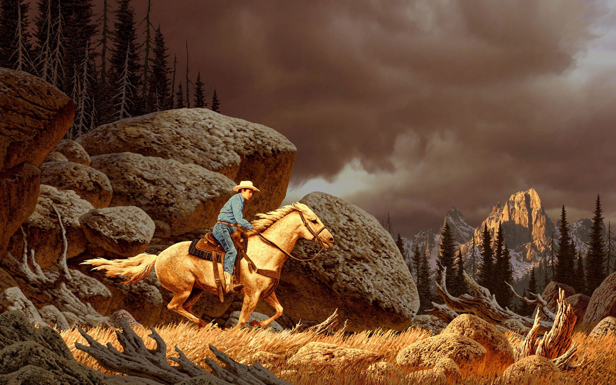 Western Wallpapers   Top Western Backgrounds   WallpaperAccess 2560x1600
