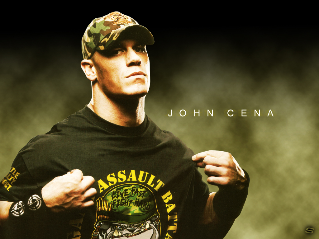 John Cena HD Wallpapers 2012 Hot Famous Celebrities 1024x768