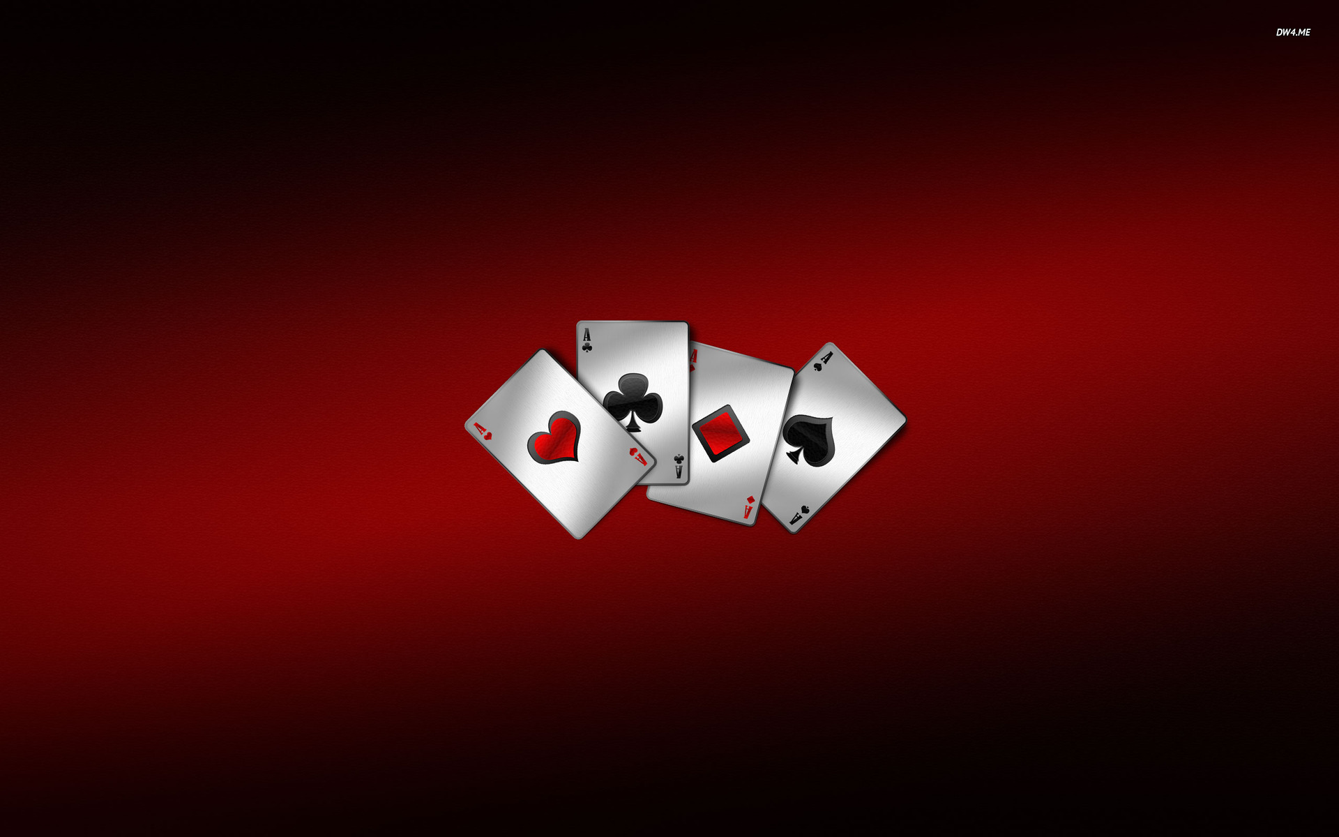 Aces Playing Cards Wallpaper   Viewing Gallery 1920x1200