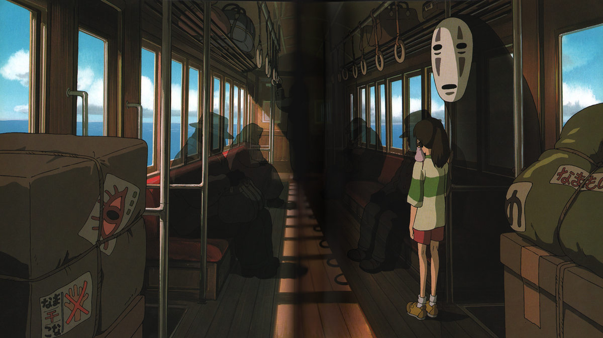 50 No Face Spirited Away Wallpaper On Wallpapersafari