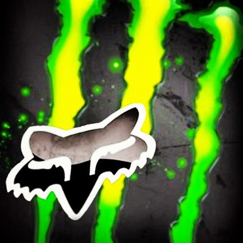 foxracing monsterenergy wallpaper Flickr   Photo Sharing 500x500