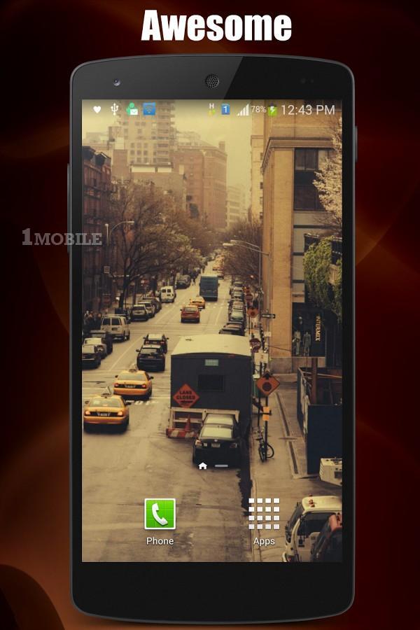 Qhd Wallpaper screenshot thumbnail 6 600x900
