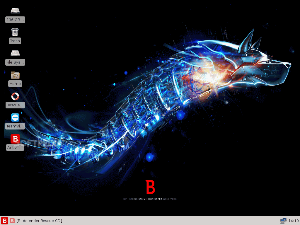 Bitdefender Rescue Cd Hd Wallpapers backgrounds Download 1024x768