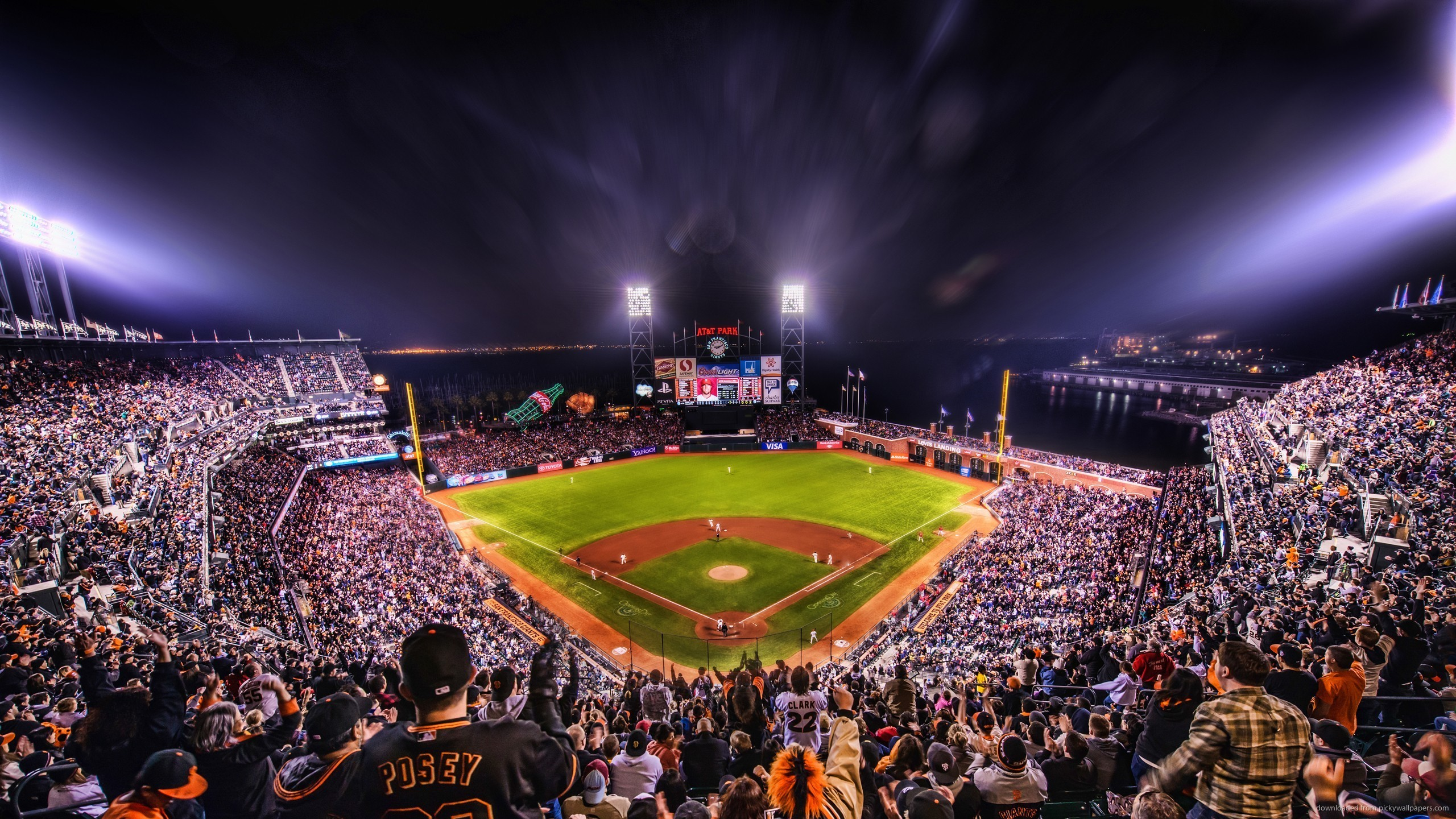 Baseball Background download 2560x1440