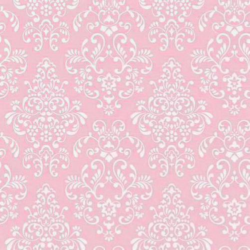 Beautiful Cute Wallpaper for Girl Bedroom with Delicate Floral 500x499