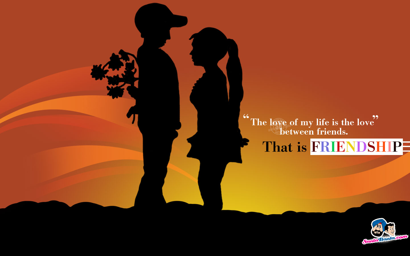 latest friendship wallpapers - photo #23