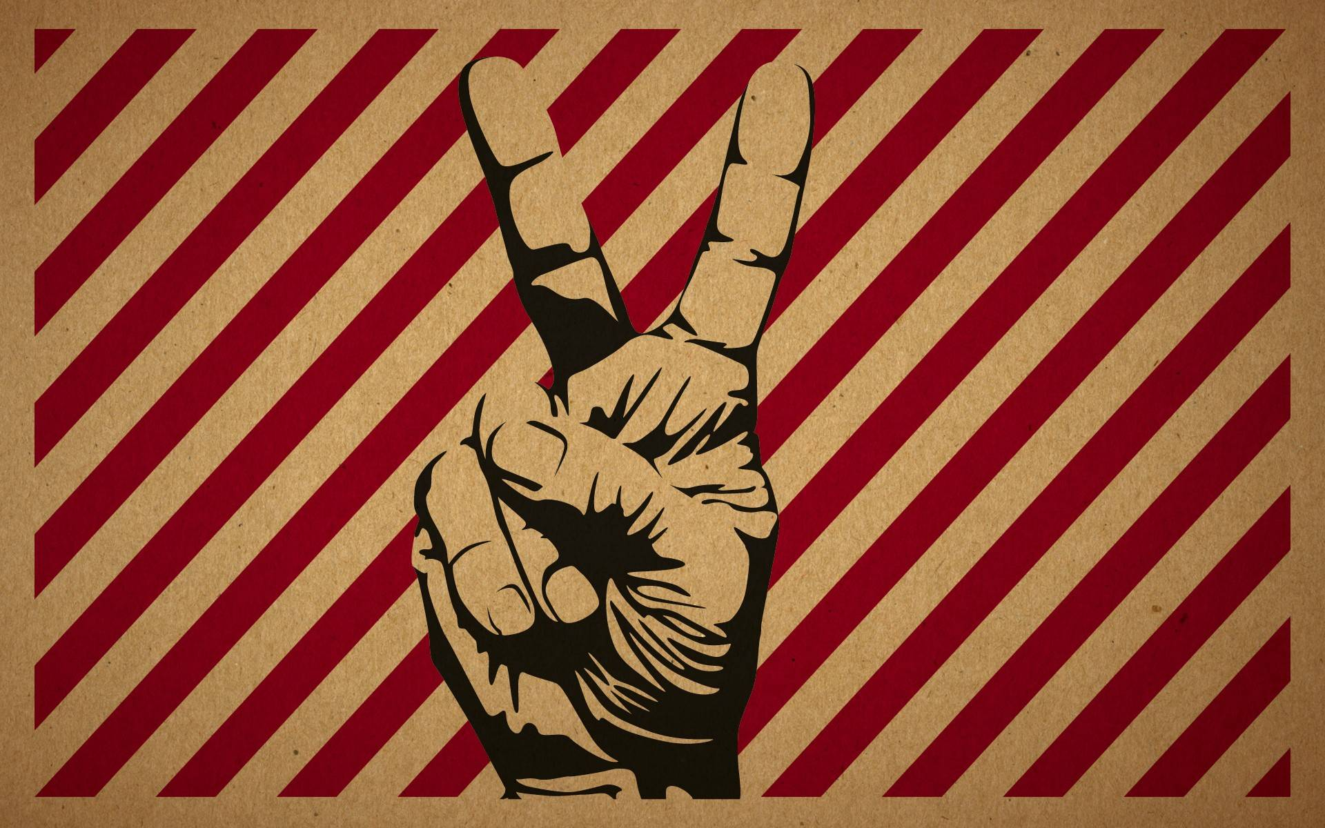 Hands Peace 19201200 Wallpaper 2201934 1920x1200