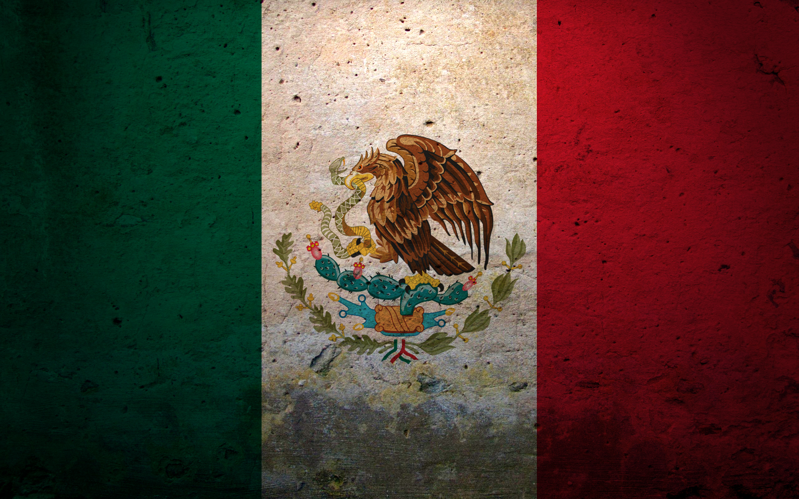 Flags Mexico Wallpaper 2560x1600 Flags Mexico 2560x1600
