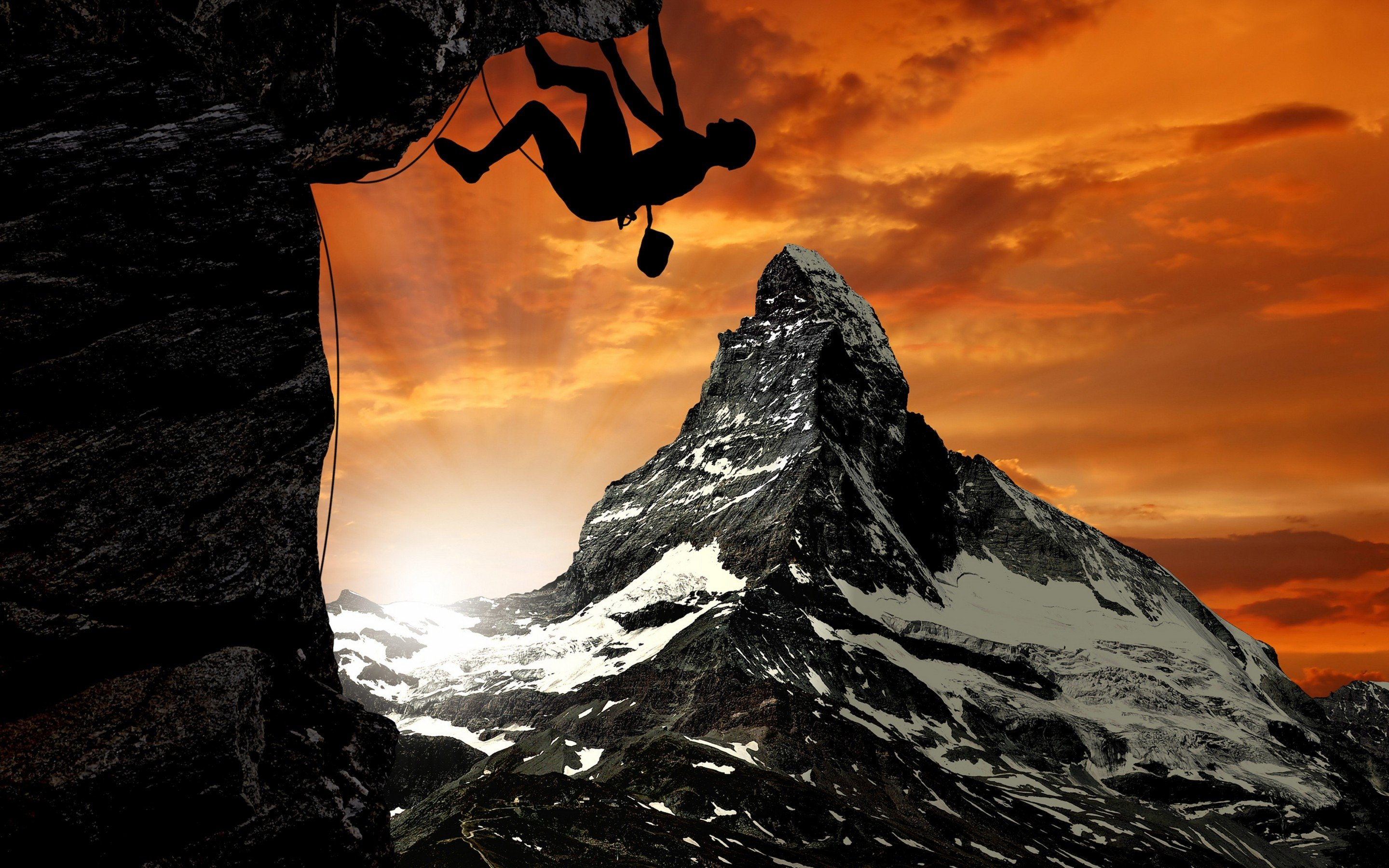 31 Climbing HD Wallpapers Background Images 2880x1800