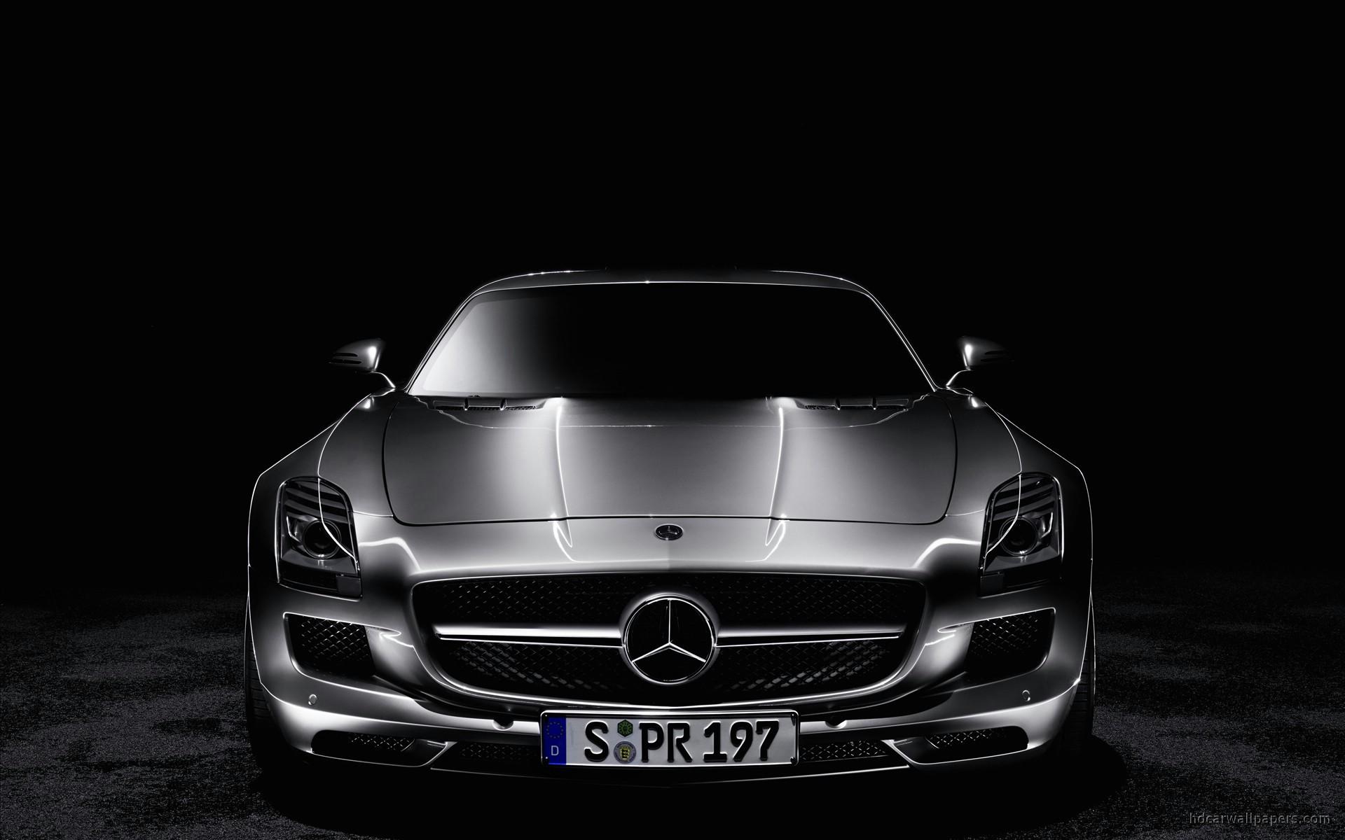 2011 Mercedes Benz SLS AMG Wallpaper HD Car Wallpapers 1920x1200