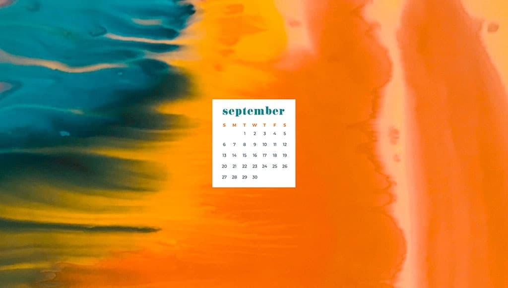 September 2020 desktop calendar wallpapers 16 designs options 1024x581