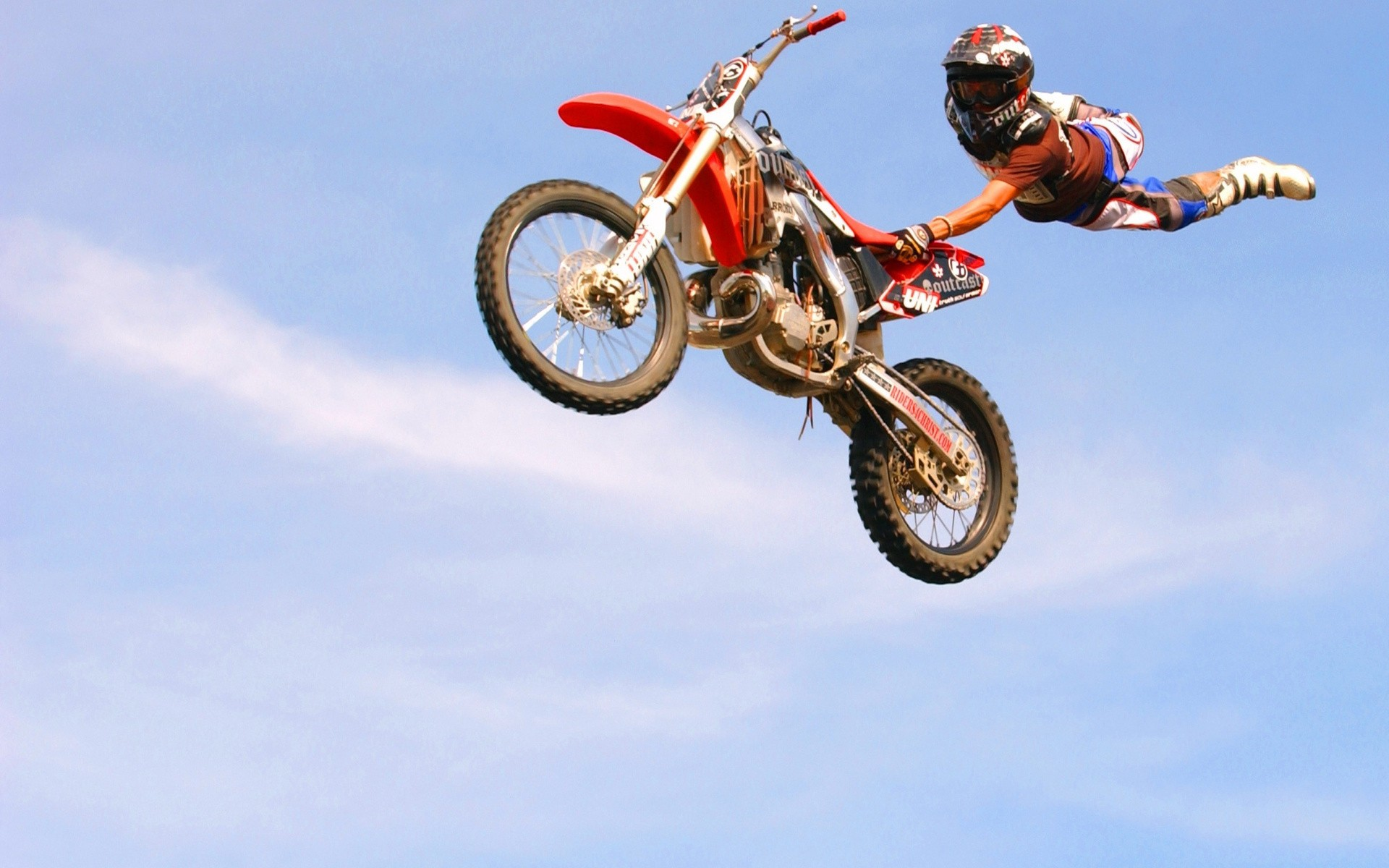 Motocross Wall Murals Stunt Bike Wallpaper Wallpapersafari