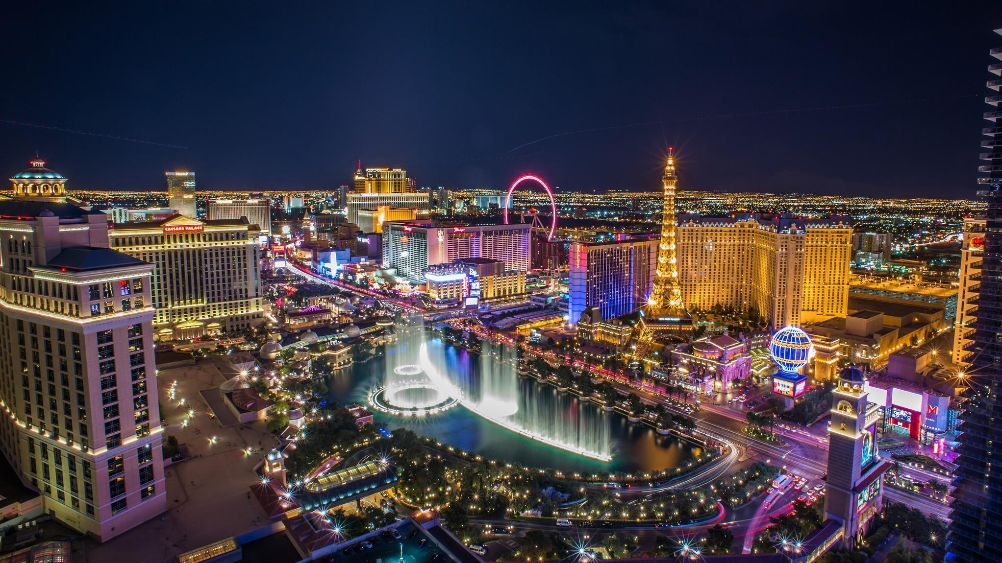 Las Vegas Desktop Wallpaper 60 images 2044x1150