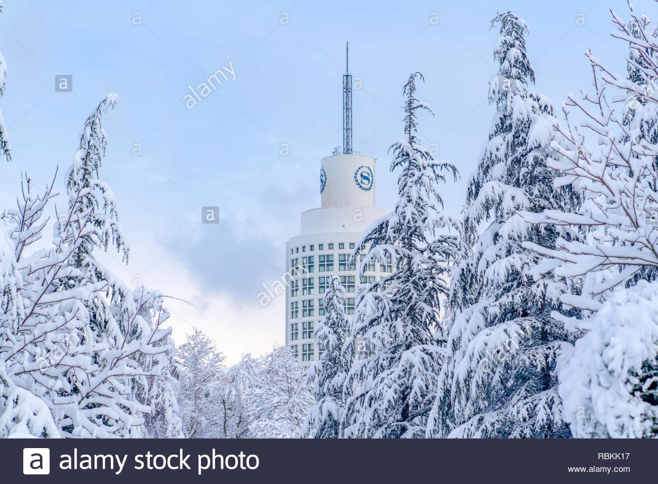 AnkaraTurkey   December 26 2018 Segmenler Park in day time and 1300x957