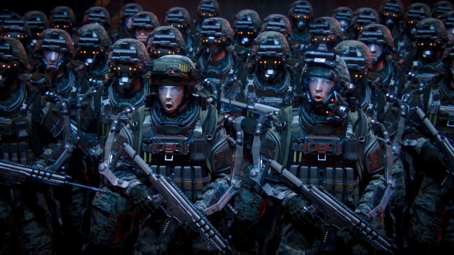 download Call of Duty Advanced Warfare Exo Zombies Carrier 1920x1080