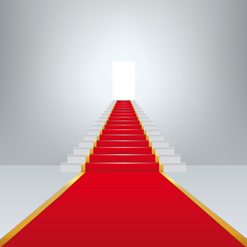 red Carpet Shutterstock Image   Vector background with red Carpet   ID 500x500