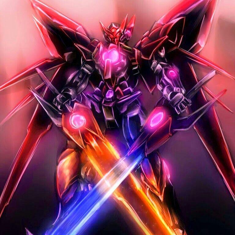 Exia Dark Matter Wall Gundam Gundam exia Gundam build fighters 768x768