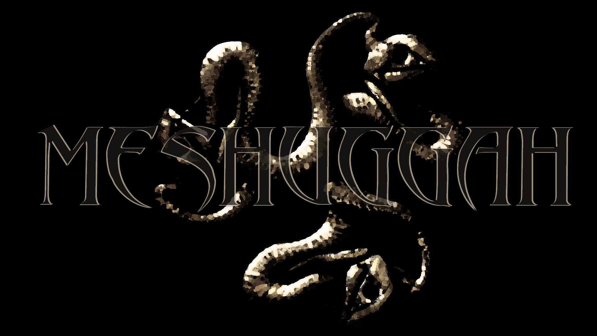 Meshuggah by gregkwaste on deviantART 1920x1080