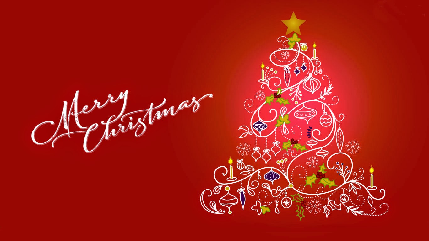 Christmas Widescreen Wallpaper Full Desktop Backgrounds 1366x768