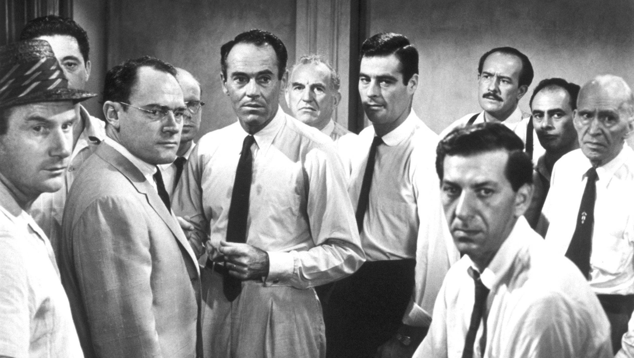 12 Angry Men 1957 Desktop Wallpaper Moviemania 2552x1442