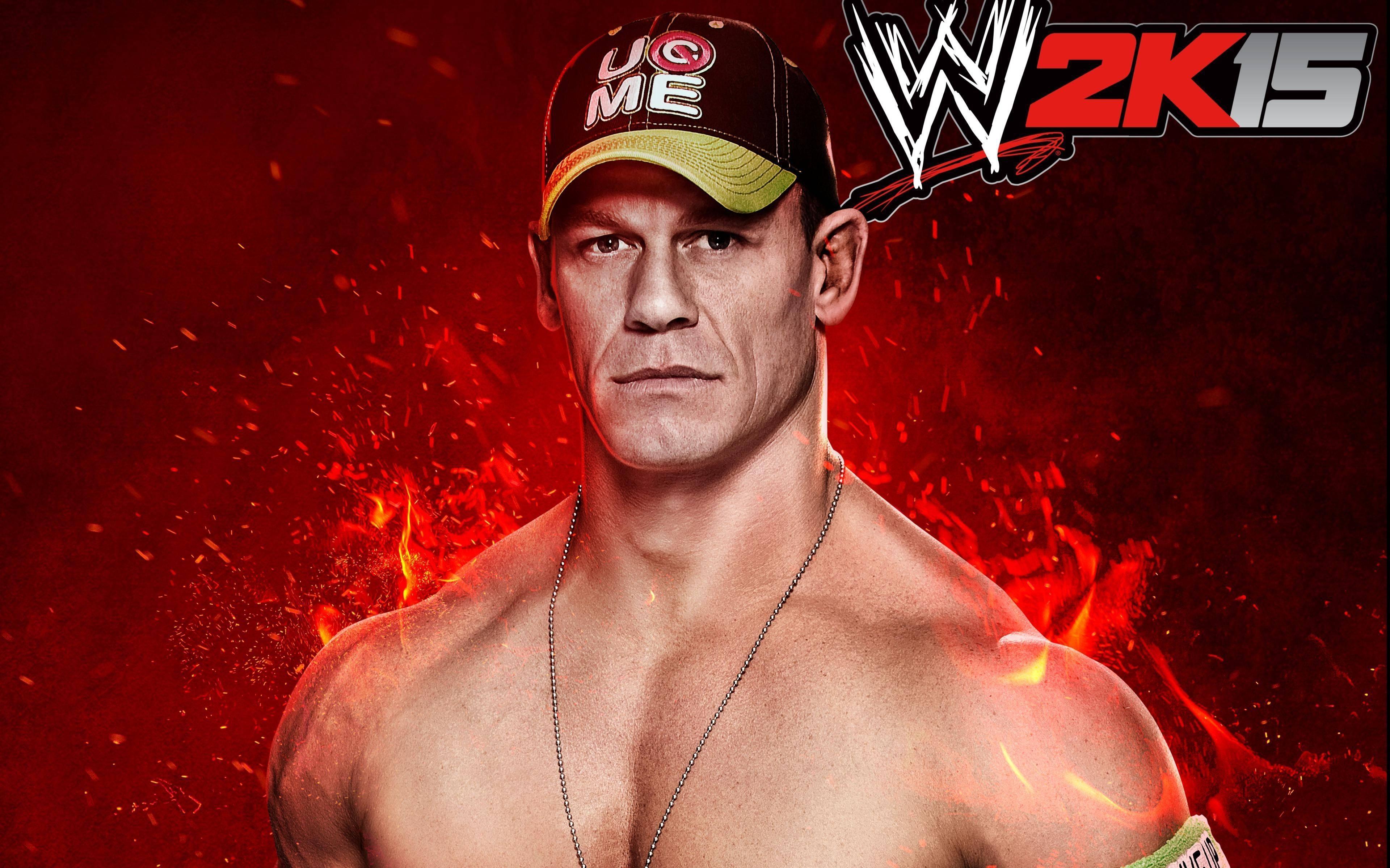 Download Wwe John Cena Hd Wallpapers 50   Wallpaper For 3840x2400