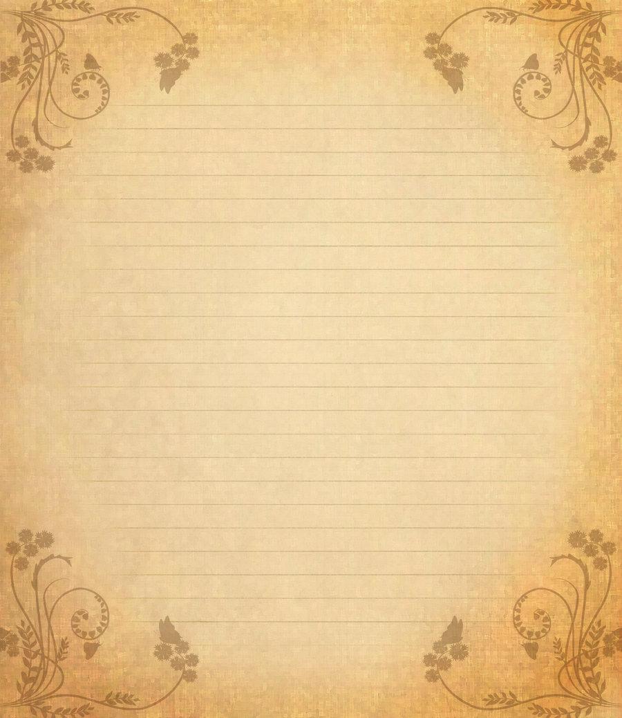 Old Love Letter Wallpaper - WallpaperSafari