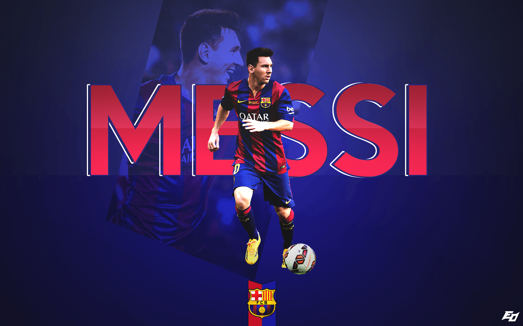 Messi 2018 Wallpapers