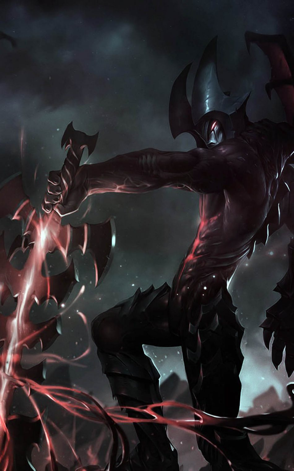 Free Download Download Aatrox League Of Legends Pure 4k Ultra Hd