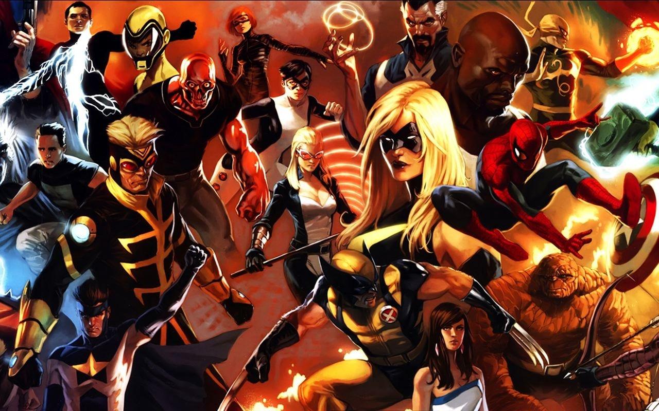 Pics For Luke Cage Marvel Wallpaper 1280x800