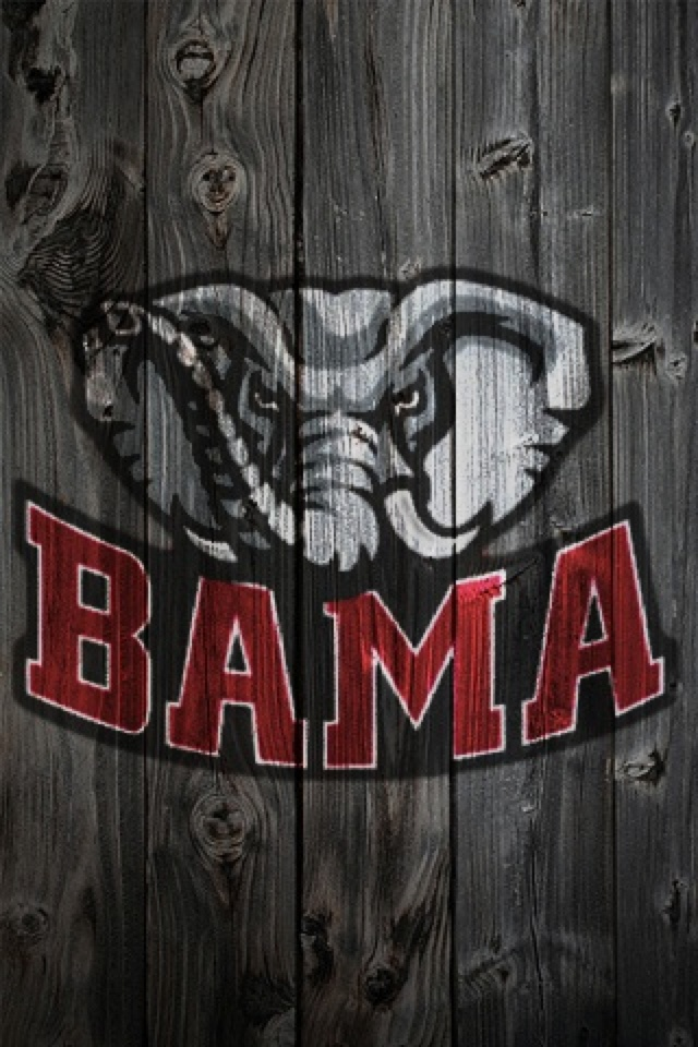 iPhone background Alabama from category sport wallpapers for iPhone 640x960