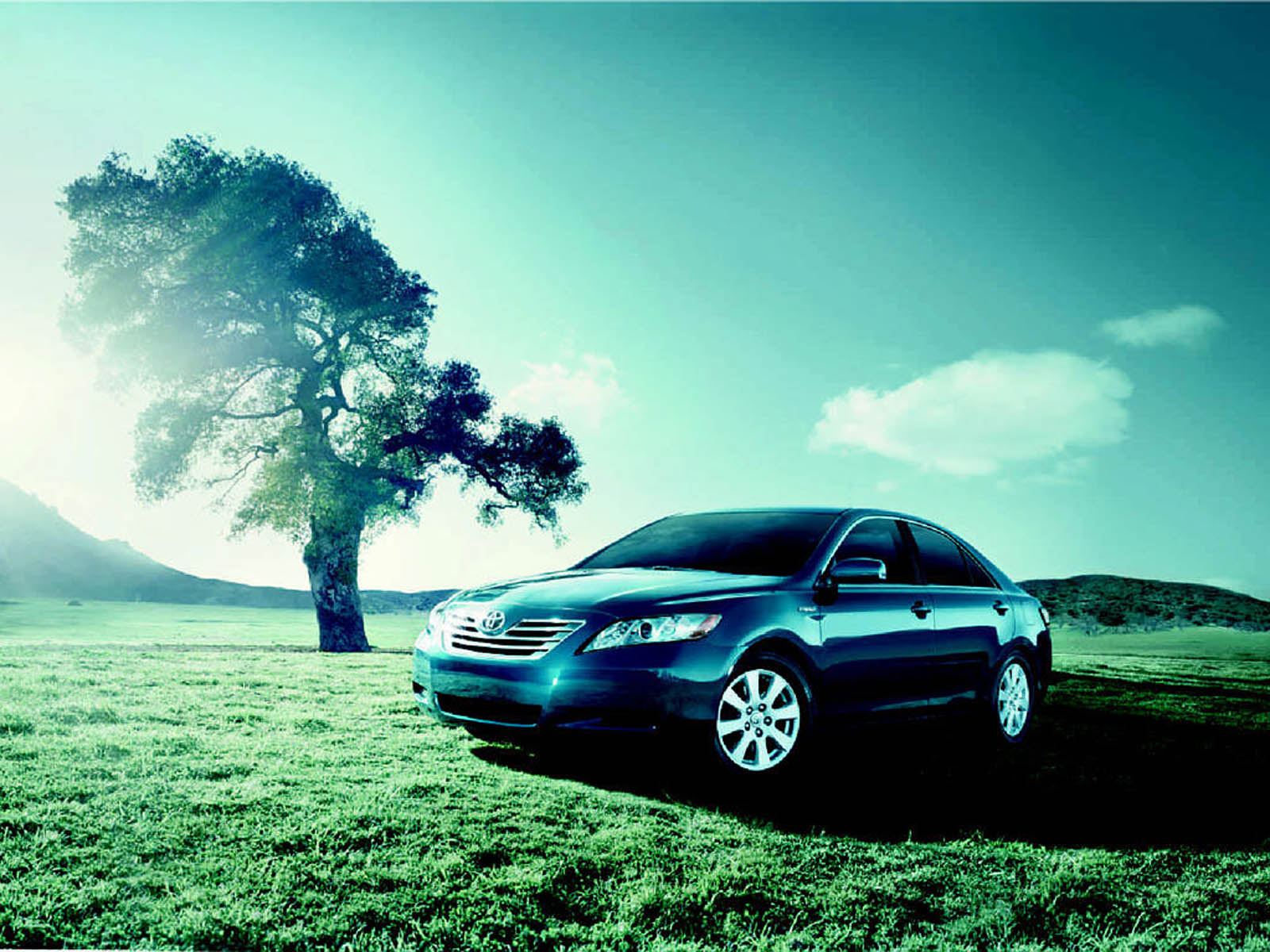 wallpapers: Toyota Camry Car Wallpapers