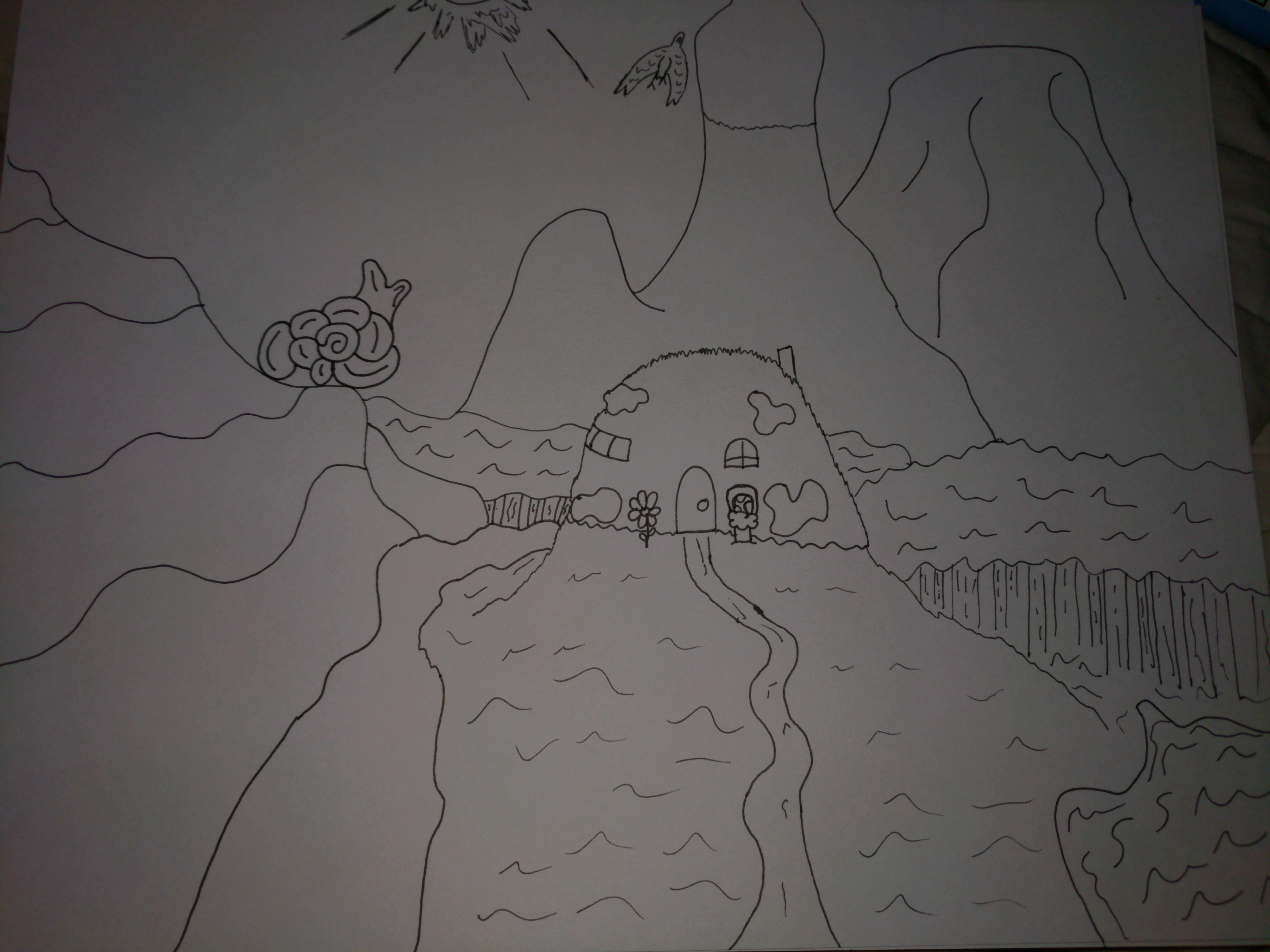 Sharpie background art attempt   Album on Imgur 4048x3036