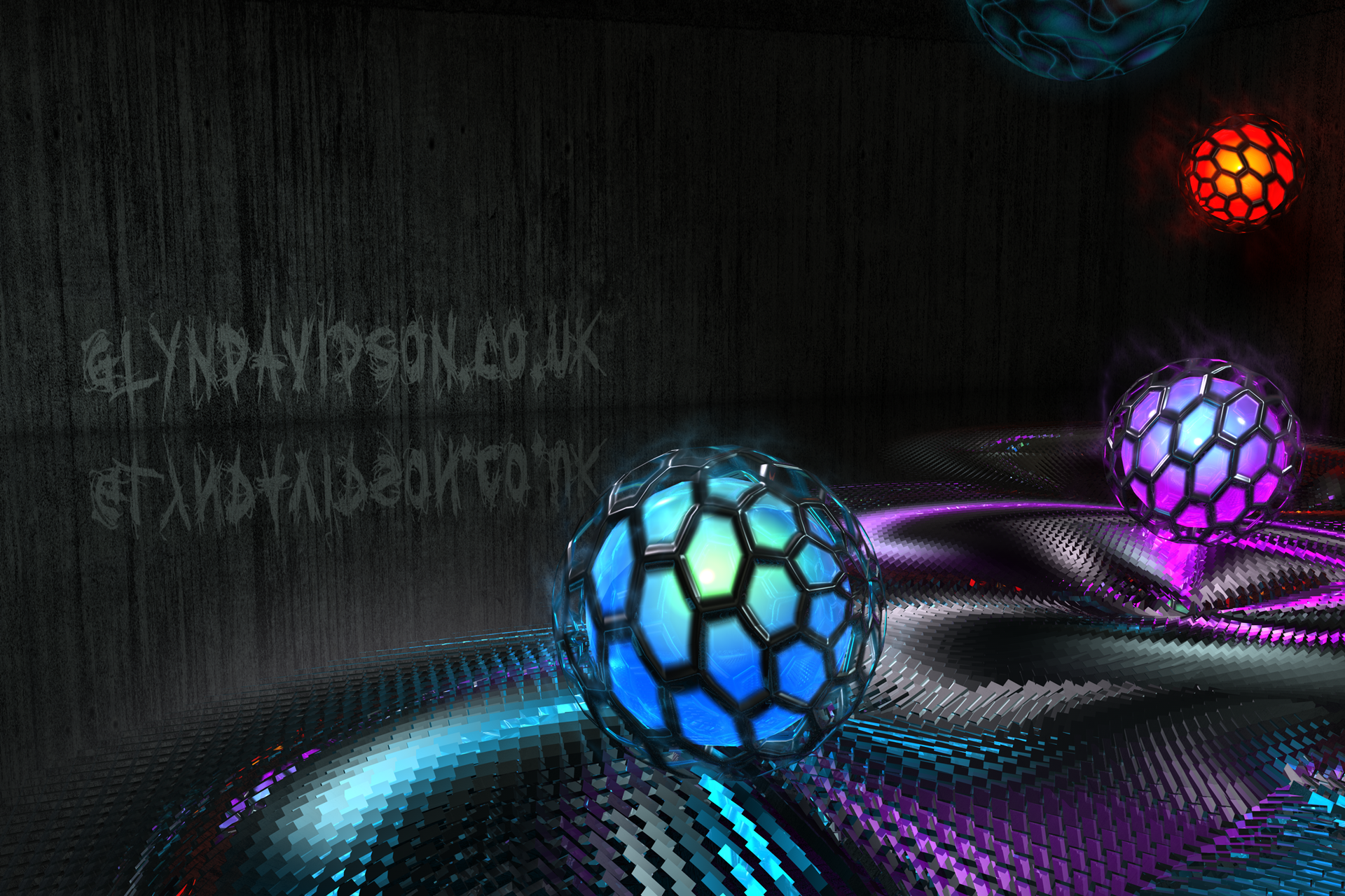Cinema 4D Mograph wallpaper by TheRealGlyph 1920x1280