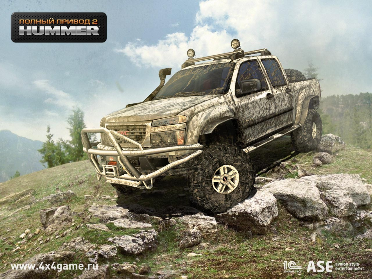 file hosting 4x4 Off Road 2 Hummer Games 1280x960 Wallpapers 1280x960