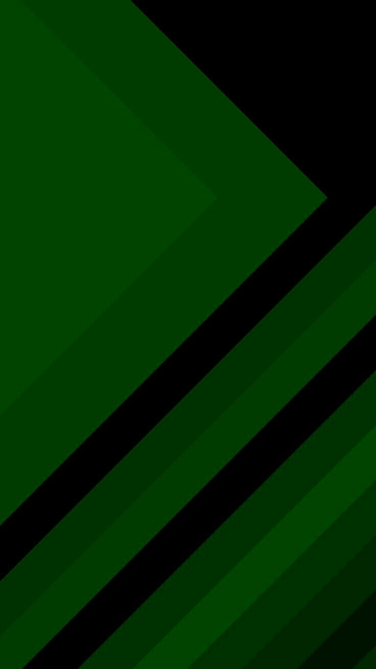 Green and Black Abstract Wallpaper Abstract wallpaper Black 736x1308