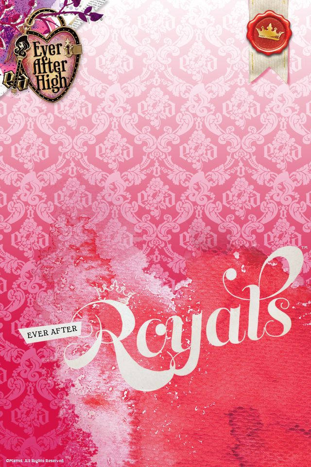 Wallpapers High Dolls Parties Ideas High Birthday Ever After High 640x960