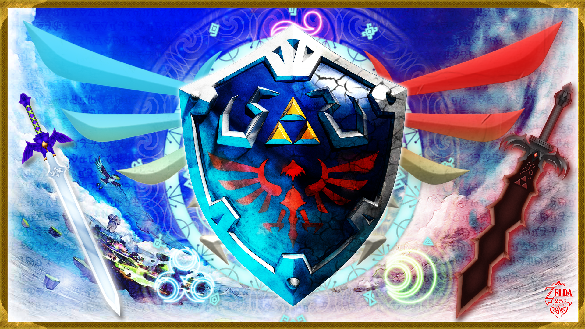 77 The Legend Of Zelda Twilight Princess Wallpaper On