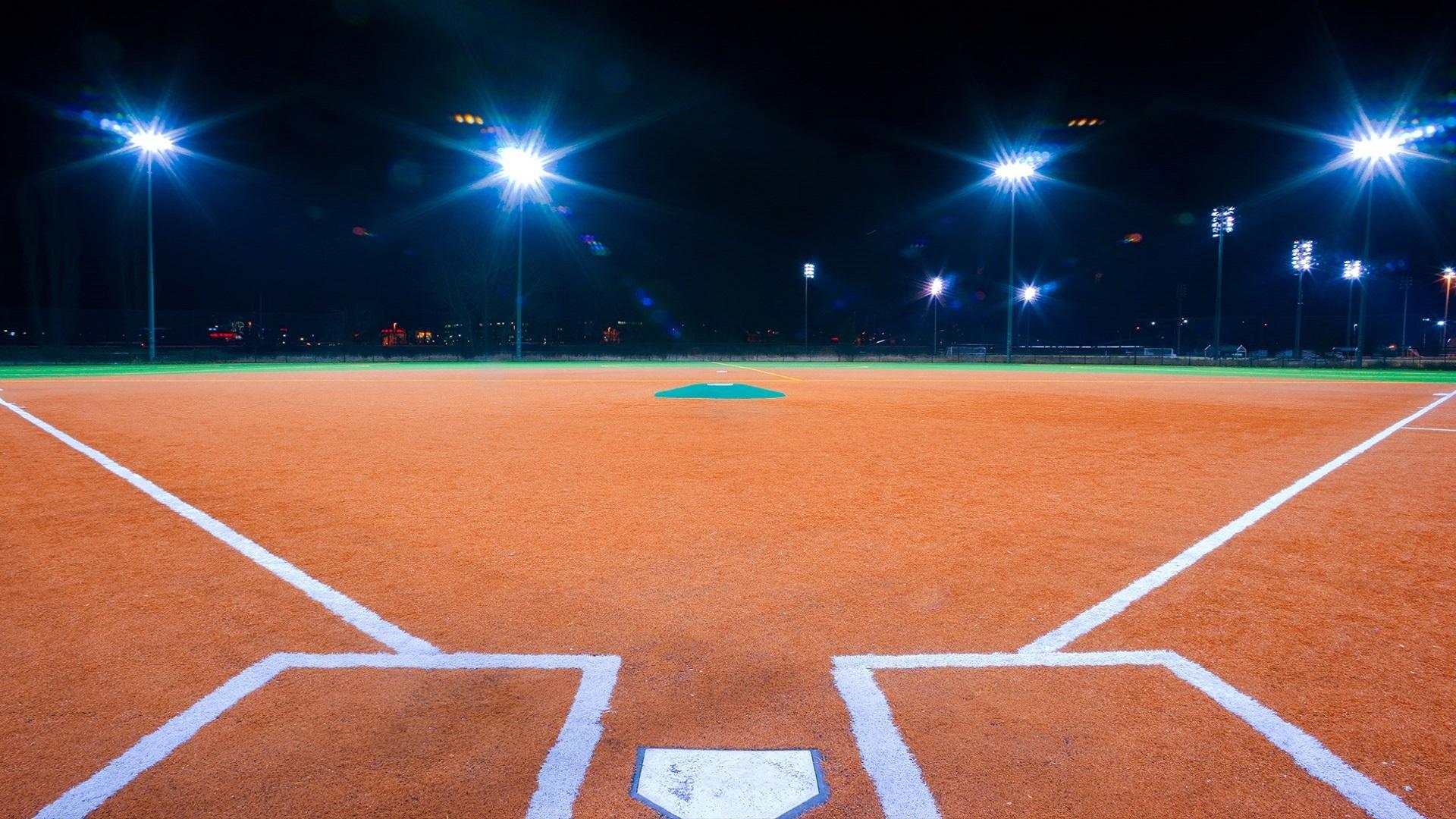 Download Baseball Stadium Wallpaper 1920x1080
