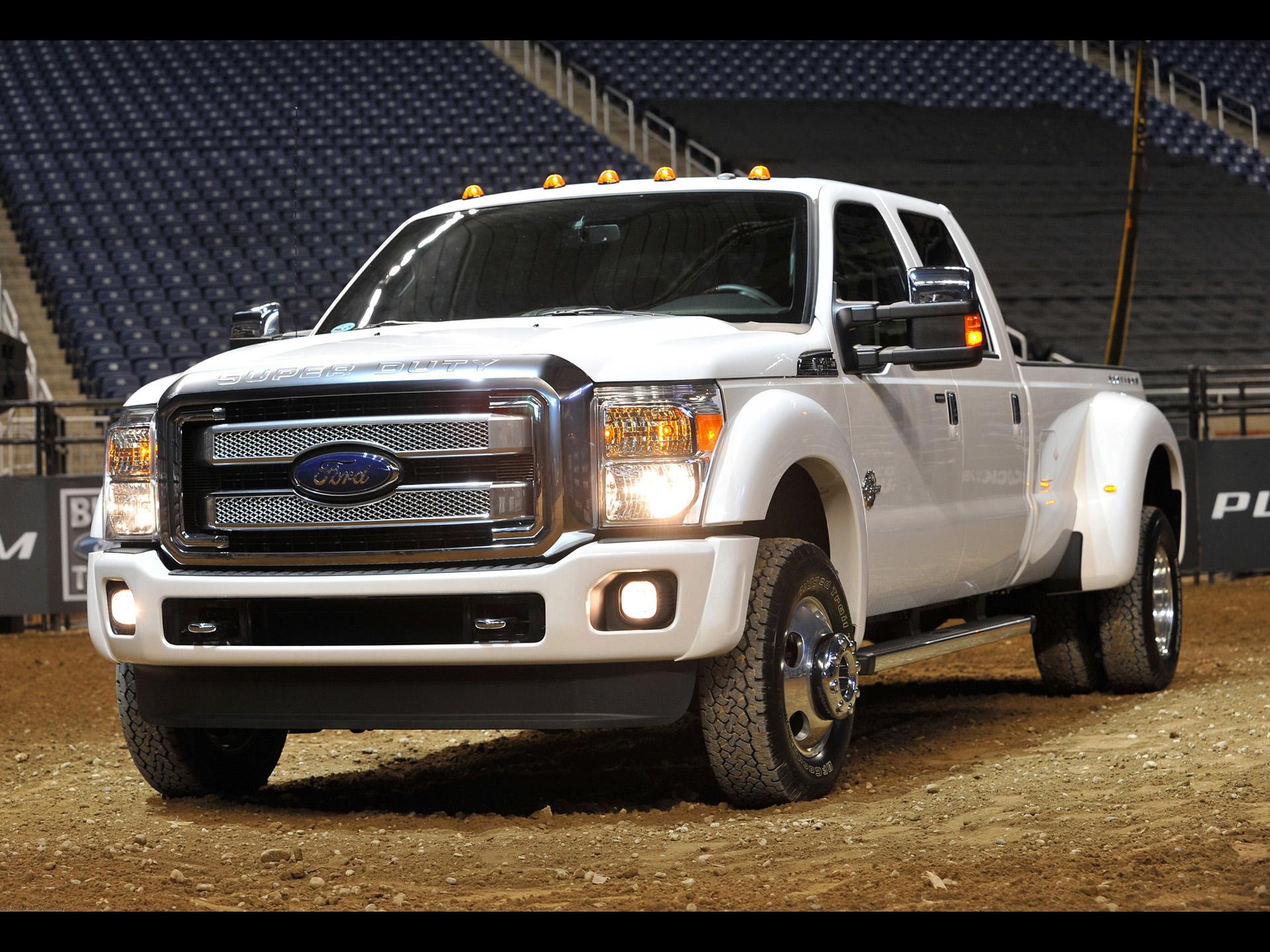 2013 Ford F Series Super Duty Platinum pickup truck 4x4 v wallpaper 1920x1440