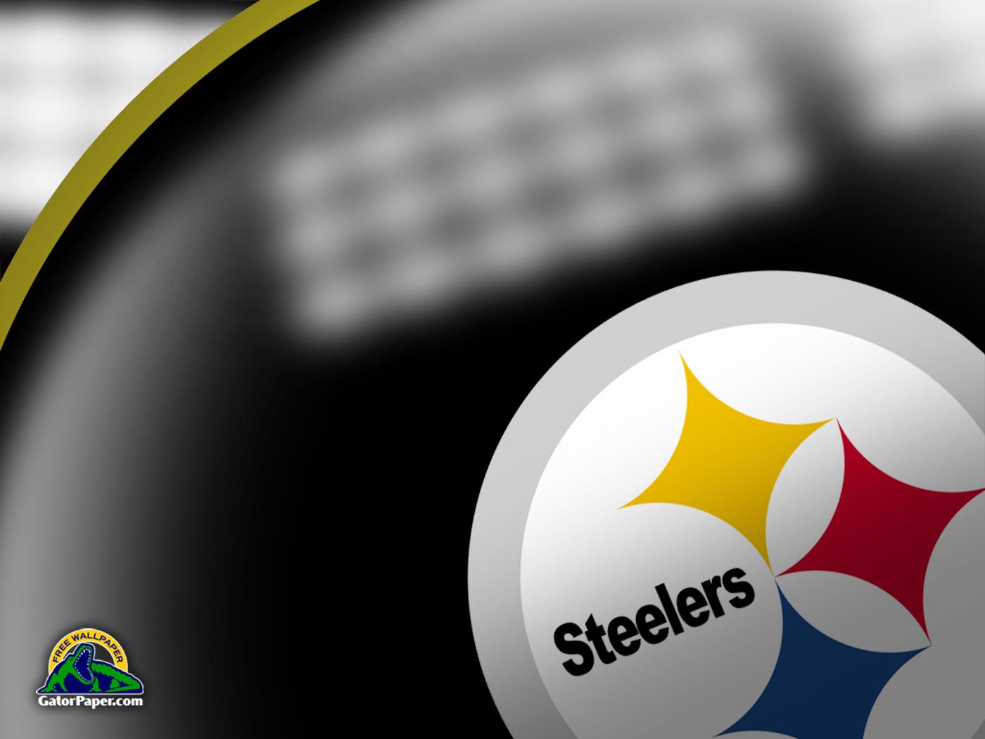 Steelers desktop wallpapers Pittsburgh Steelers wallpapers 1400x1050