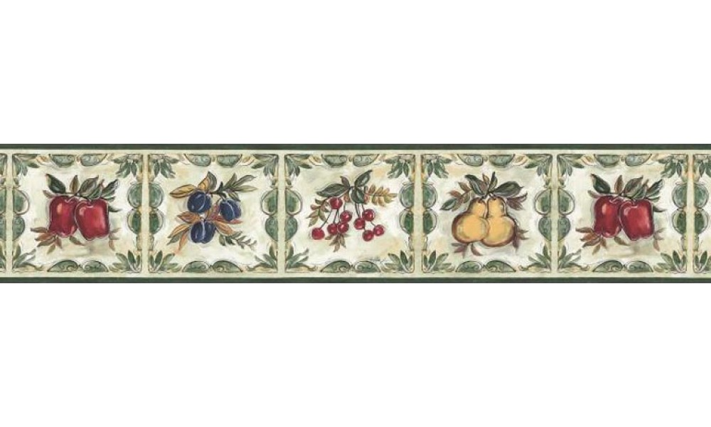 Wallpaper Borders Kitchen Borders Kitchen Wallpaper Border 1000x600