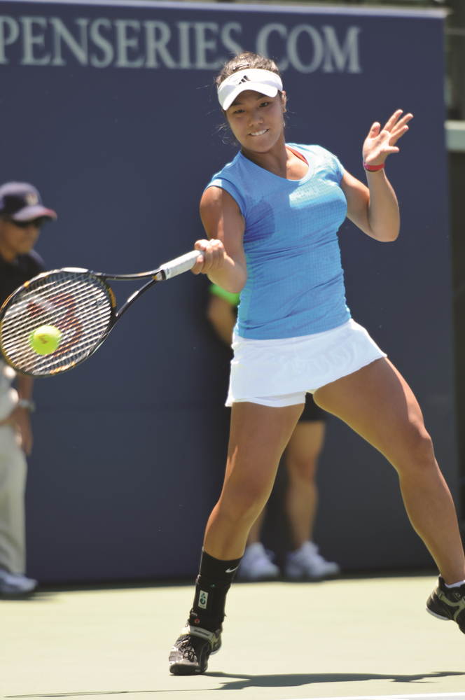 30 best wallpaper images about Kristie Ahn tennis player 664x1000