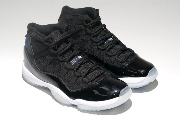 Jordan Space Jam Shoes Jordan XI Space Jam39s 620x413