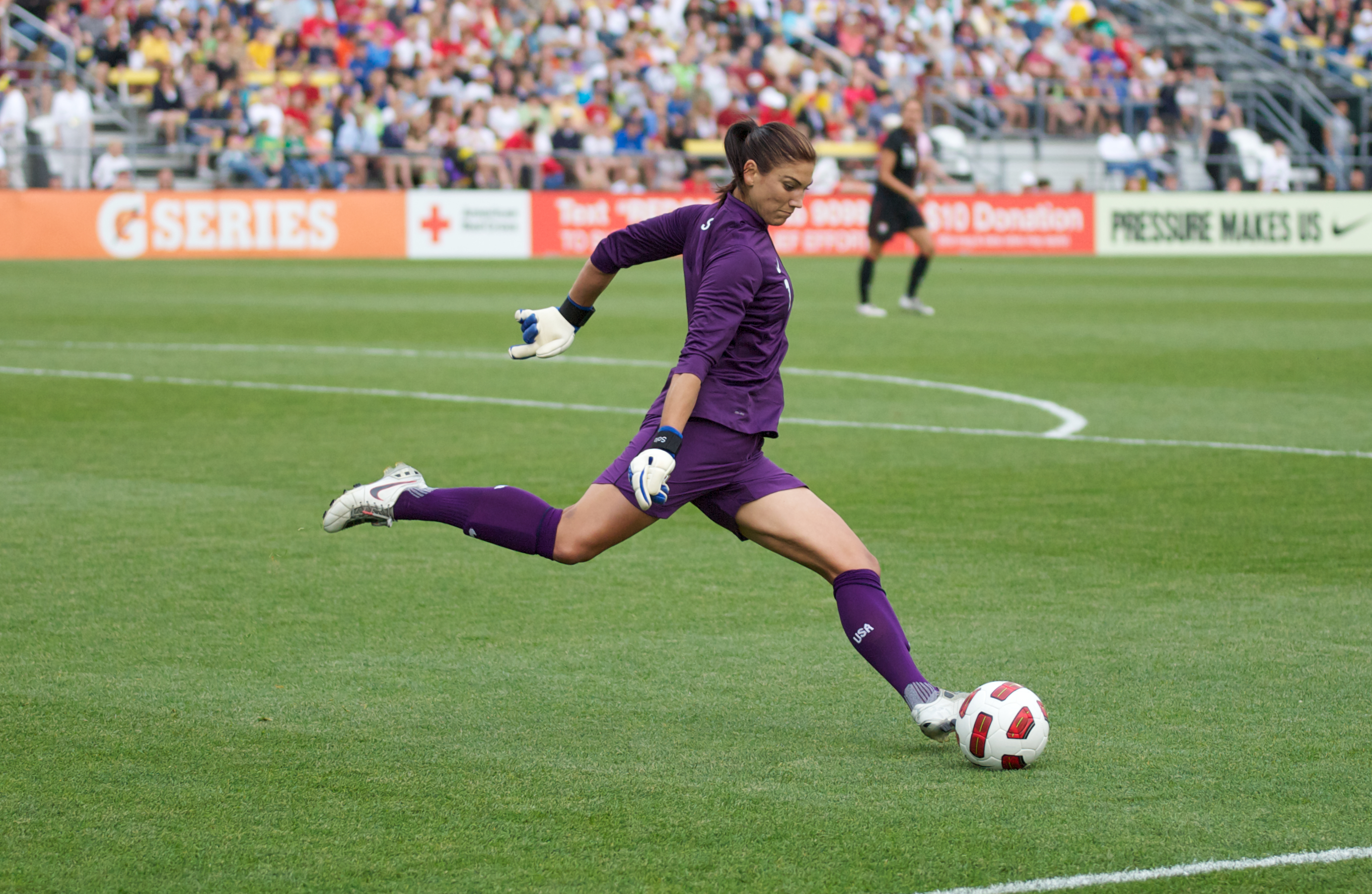 Hope Solo Soccer Quotes QuotesGram 2725x1776