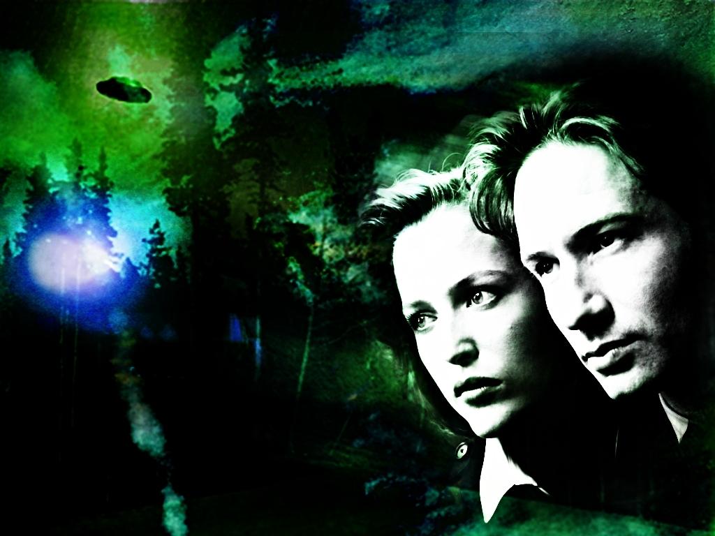 The X Files   The X Files Wallpaper 16662116 1024x768