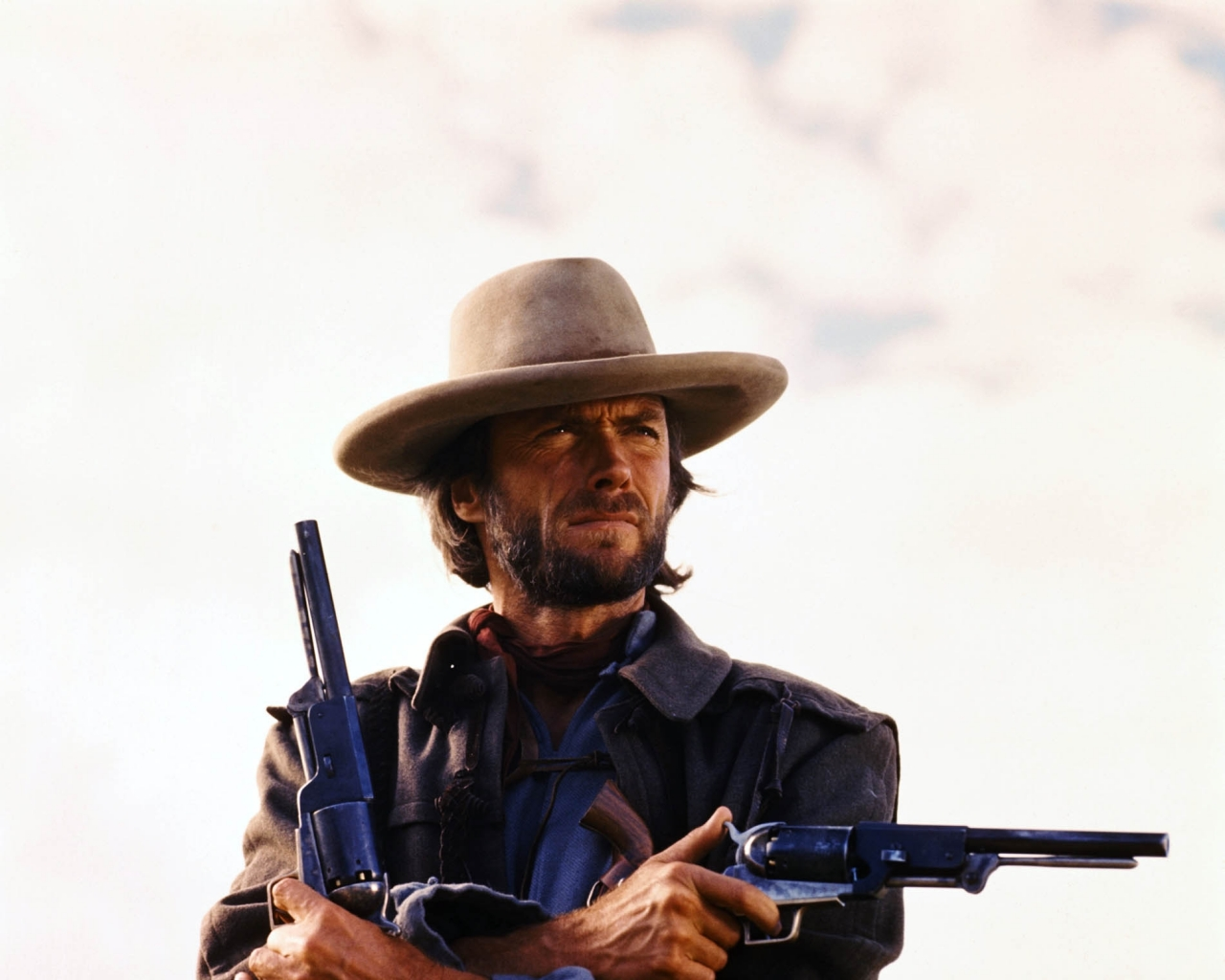 the outlaw josey wales 1900x1927 wallpaper Art HD Wallpaper download 1280x1024