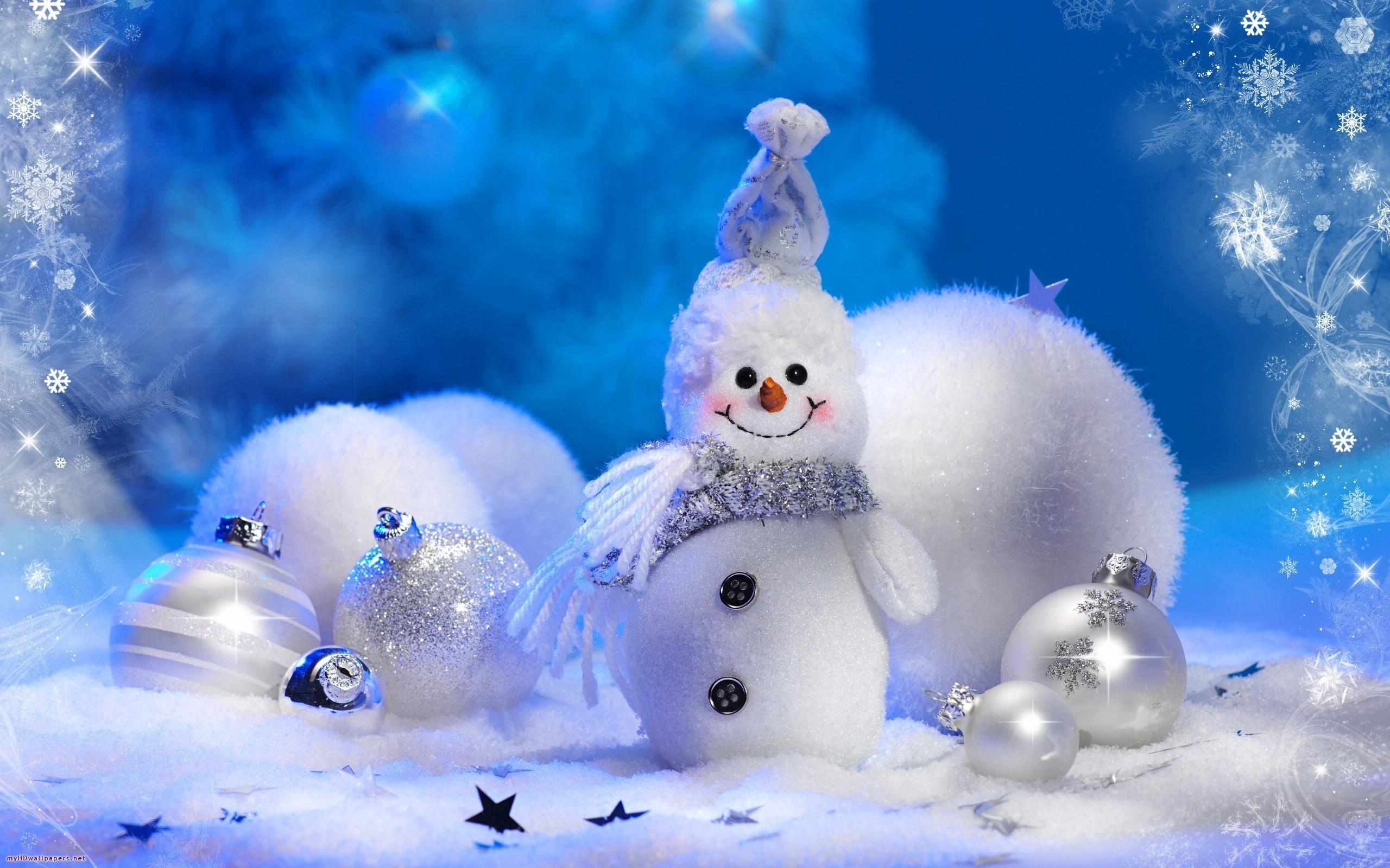 Snowman Desktop Wallpaper 59 images 2560x1600